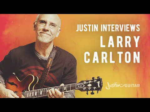 Larry Carlton Interview (Guitar Lesson MA-002) How to play