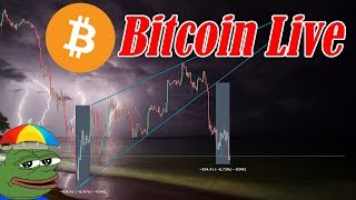🔴 Bitcoin Live : The Measured Move Has Been Reached! Episode 641 - Crypto Technical Analysis