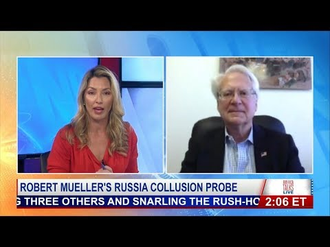 Larry Klayman on his lawsuit to remove Mueller as special counsel