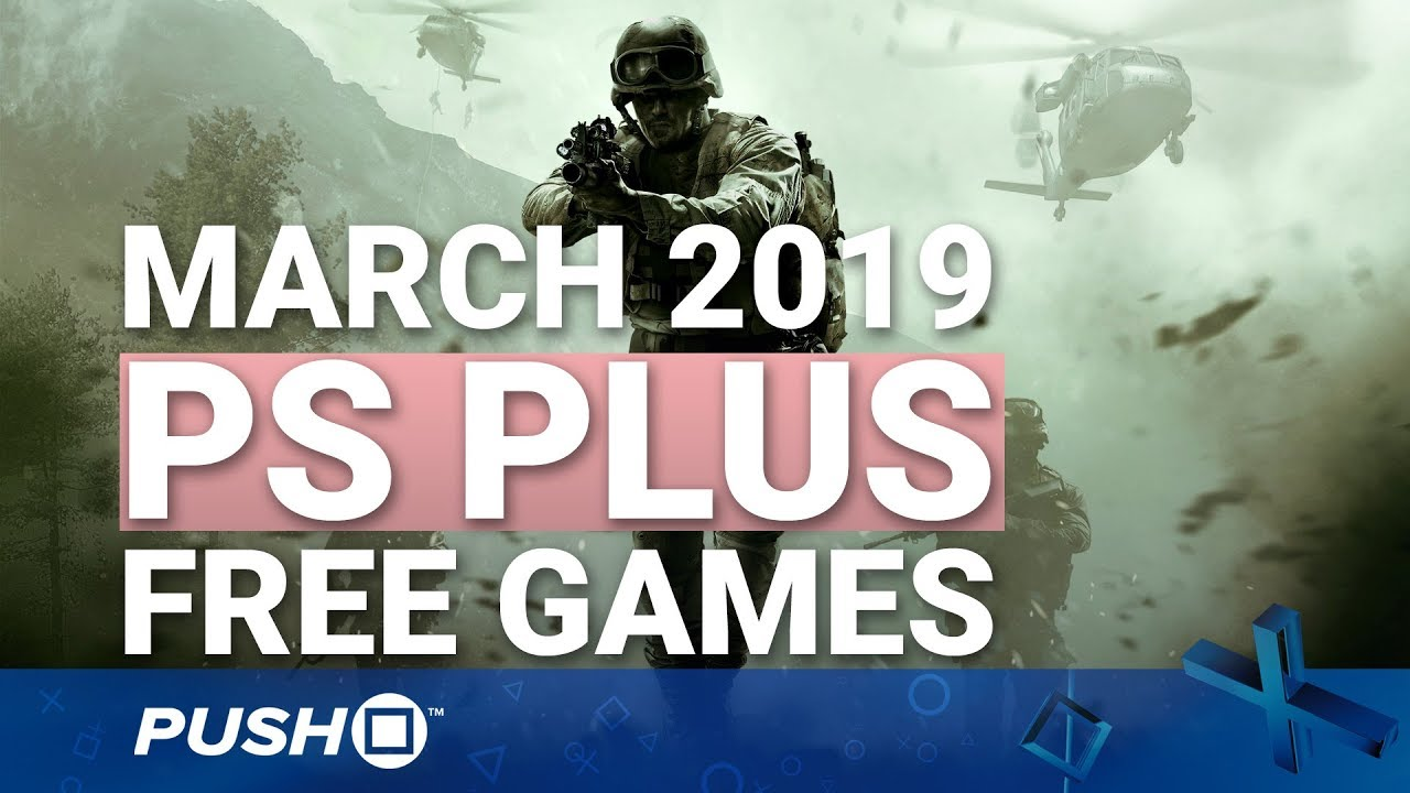Ps4 Free Games March 2020.Free Ps Plus Games Announced March 2019 Ps4 Full Playstation Plus Lineup