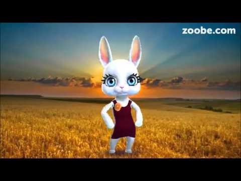 Zoobe Зайка Завтра будет лучше! - Смотреть видео без ограничений