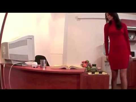 Работа попой приключение секретарши видео онлайн частное ретро