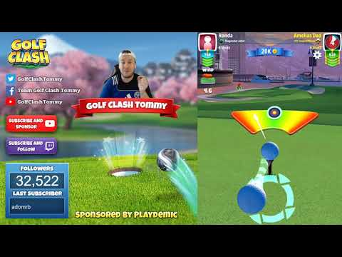 Golf Clash tips, Hole 6 - Par 3, Maple Bay -  Winter Major Tournament - ROOKIE Guide