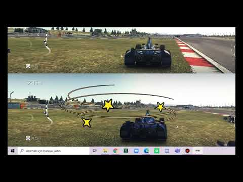 Grid Autosport with Tosfed Supervisor 4K