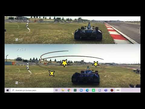 Grid Autosport with Tosfed Supervisor 4K