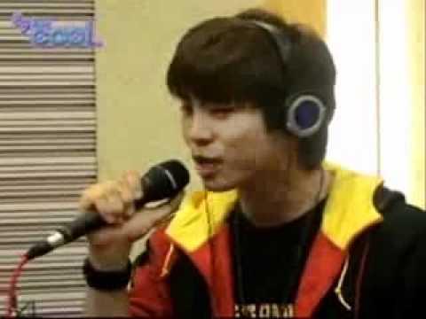 081225 Jonghyun (SHINee) - 혜야 (Y Si Fuera Ella)