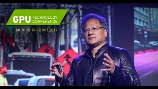 GTC Europe 2017 - Opening Keynote