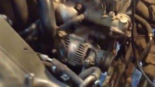 ремонт тойот таун эйс 1992 года выпуска.88 лс турбодизель 2 литра (12) подчасть