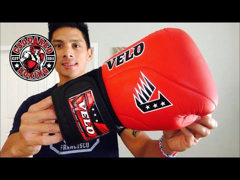 Velo DSH2 Boxing Gloves REVIEW- GREAT BOXING GLOVE FROM THE UK FOR UNDER $60!