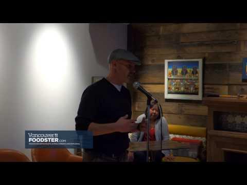 Peter Van Stolk, CEO – Spud - Food Talks Vancouver Volume 12