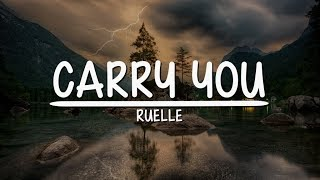 Download Lagu Ruelle - Carry You (Lyrics Video)   Serendipity mp3
