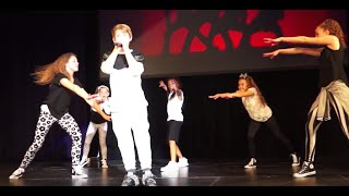 MattyB and Carissa Adee - Talk Dirty (Boston 2015)