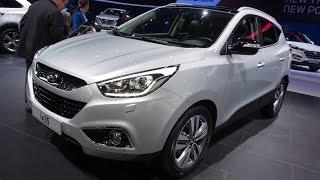 2015 Hyundai ix35 2.0 CRDi 4wd exxtra Plus Exterior and Interior Walkaround