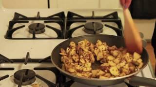 Jeera Aloo (simple Indian Vegetarian Recipe For Potatoes With Cumin Seeds)