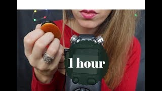 1 Hour of Relaxation | ASMR | English