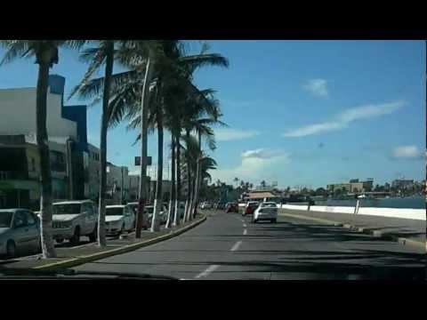 En el Malecon del Puerto de Veracruz