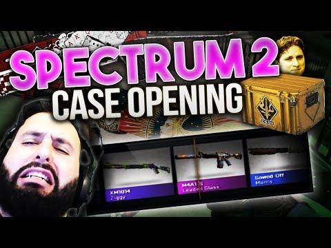 Opening 50 Spectrum 2 Cases!
