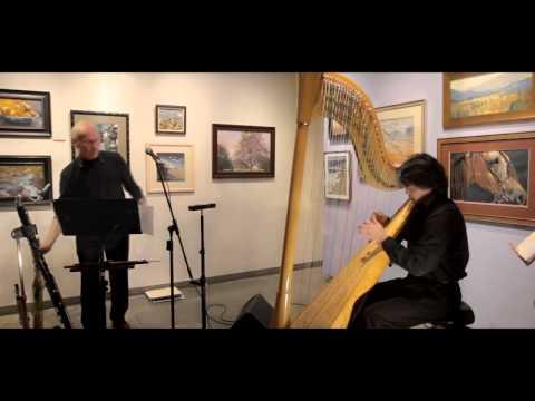 Paul McCandless & Motoshi Kosako at Blue Line Arts