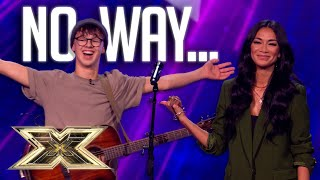AUDITIONS THAT NOBODY SAW COMING! | The X Factor UK