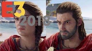 AC Odyssey : comparatif de quête avec Alexios et Kassandra