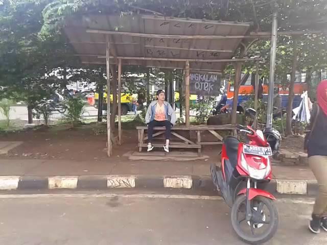 Sinetron Terbaru TOP (tukang ojek pengkolan) scene Tisna mimin Episode 454    20 sept 2016 #1