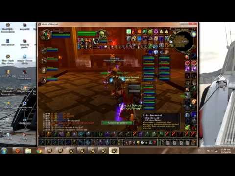 Wocserver Raid Black Rock Deeps Final Boss(Laddy Wezzus) Solo 2 Mans
