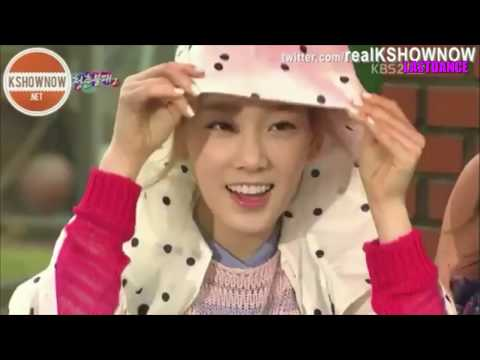 [Taeyeon Funny Montage] Her Silliness That Turns You On