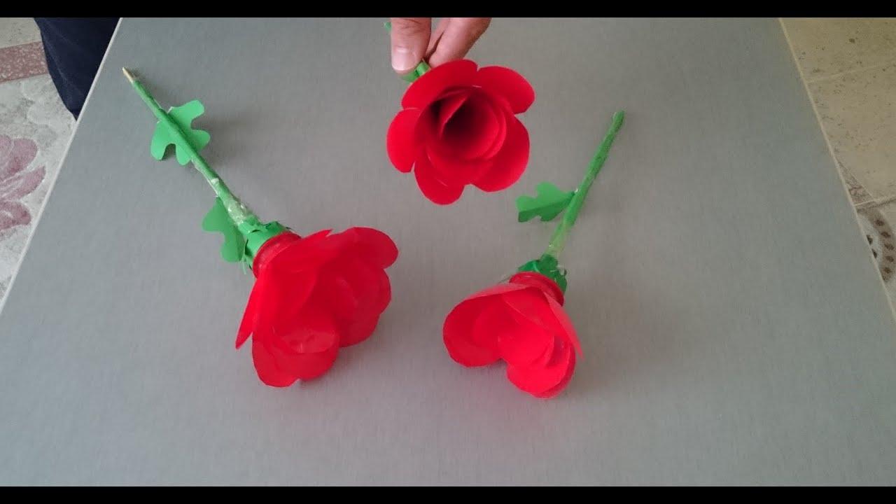 Pet Şişeden Dekoratif Sepet Yapımı
