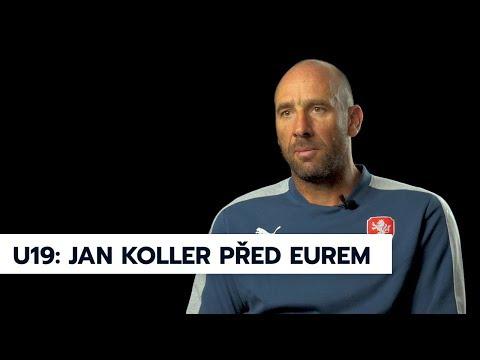 U19 | Jan Koller před startem EURA