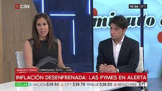 Inflación desenfrenada: Las Pymes en alerta