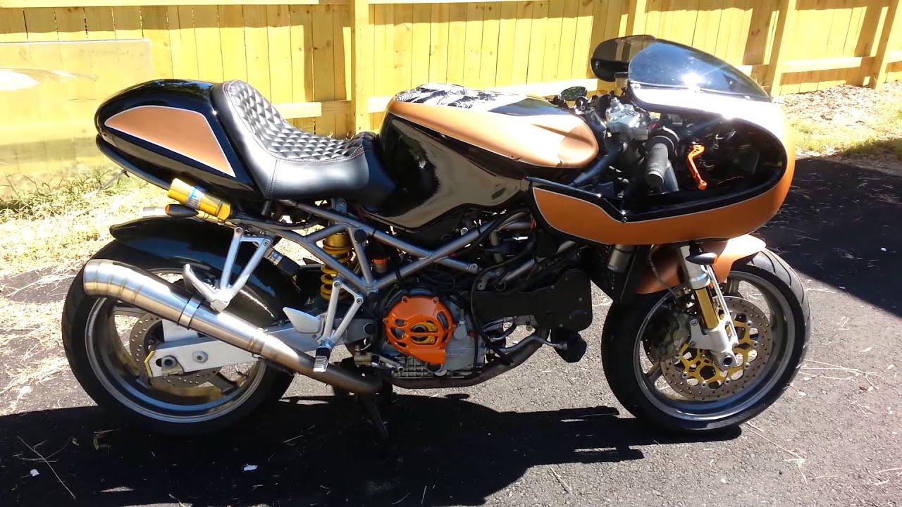Ducati St Cafe Racer Kit