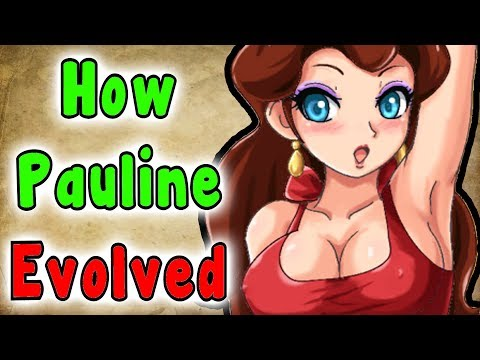 Evolution Of Pauline (1981 - 2017)