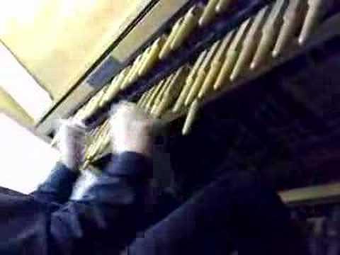 Boudewijn Zwart plays Mozart at Oude Kerk Amsterdam