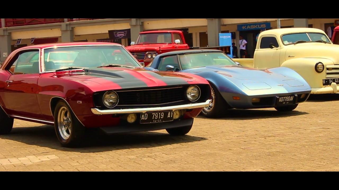 Car Show Jakarta Custom Culture 2017 Jiexpo Kemayoran Indonesia