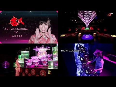 ART AQUARIUM 2016 [Art Aquarium TV] HAKATA, Fukuoka / 04.07