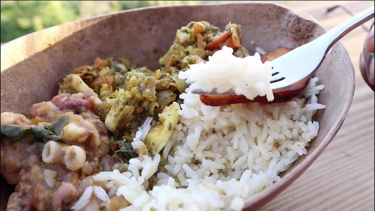 Rasta food in Blue Mountains | Jamaica Vlog #138