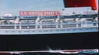 SS United States: Lady in Waiting NEW Extended Trailer