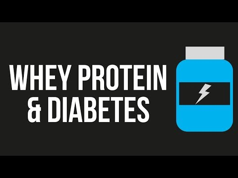 DIABETES & WHEY PROTEIN SUPPLEMENTS - ARE THEY SAFE?