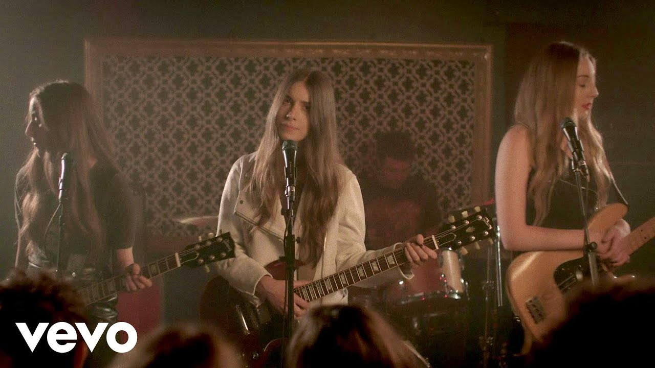 HAIM - The Wire - YouTube