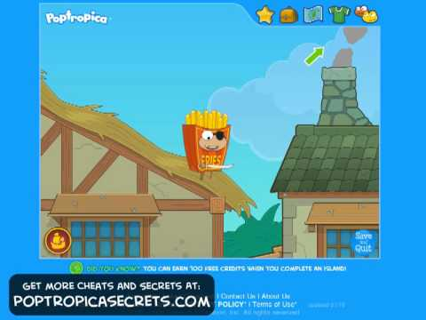 poptropica skullduggery walkthrough