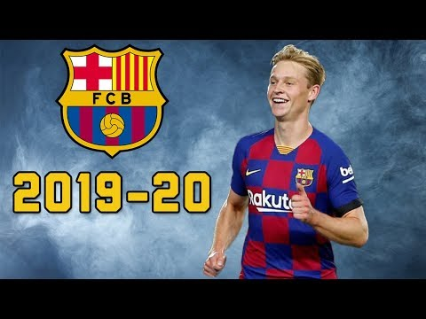 Frenkie de Jong 2019-20 ● Absolute Genius ● Skills, Tackles & Passes 🔵🔴