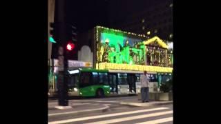 Paulista Avenue Xmas Decorations Dez/2014