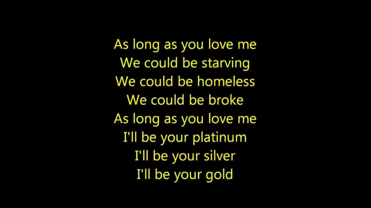 Übersetzung Justin Bieber feat. Big Sean - As Long …
