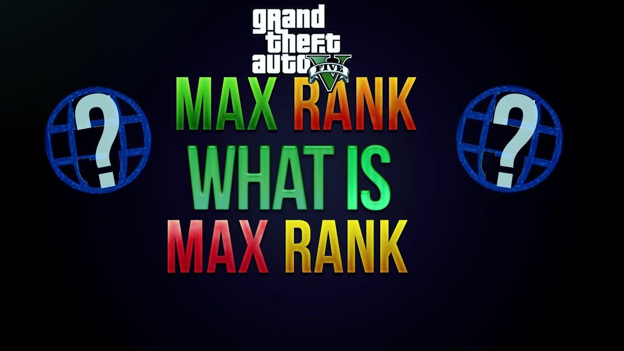 Gta Online Max Level