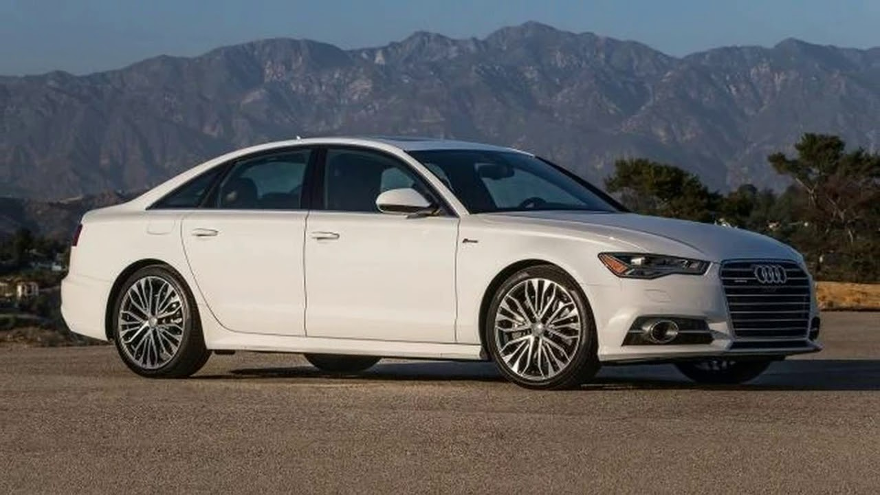 Look Audi A Redesign YouTube - Audi a6 redesign