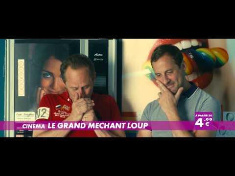 LE GRAND MECHANT LOUP