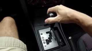 Mazda 3 Gear Shifter Repair (Stuck in Park)
