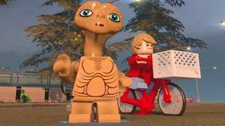 LEGO Dimensions - E.T. Free Roam (E.T. Adventure World)