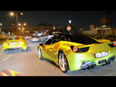 Gillionaire x Porsche Aiskie - QATAR DRIFT هجولة قطر ( Car Music Mix 2017 )