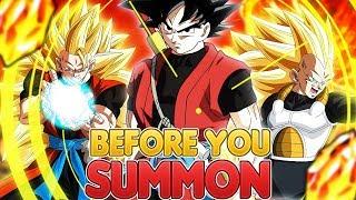 Before You Summon NEW Global Super Dragon Ball Heroes Banner | Dragon Ball Z Dokkan Battle